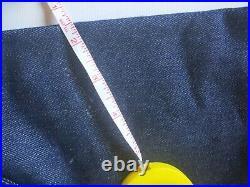 Vtg Jean Paul Gaultier JPG Embroidered Denim Set Rare Vintage size 40 S M y2k